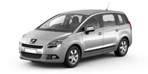 location  de voitures pas cher pour 1 euro avec LuckyLoc en Peugeot 5008+ monospace