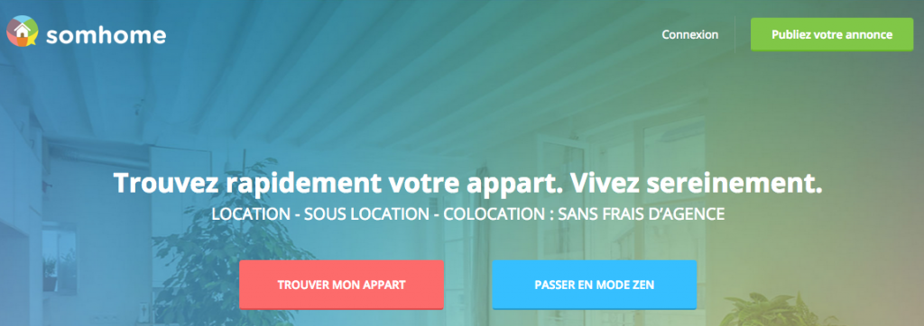 Somhome facilite la recherche d'appartement à Paris
