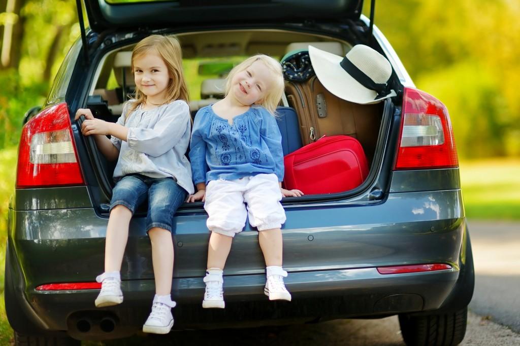 astuces pour distraire vos enfants sur la route des vacances