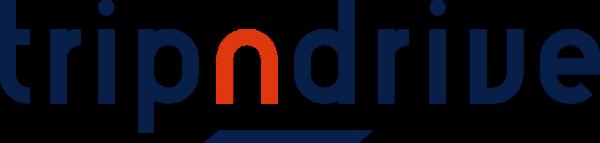 Logo Tripndrive autopartage aéroports et gares