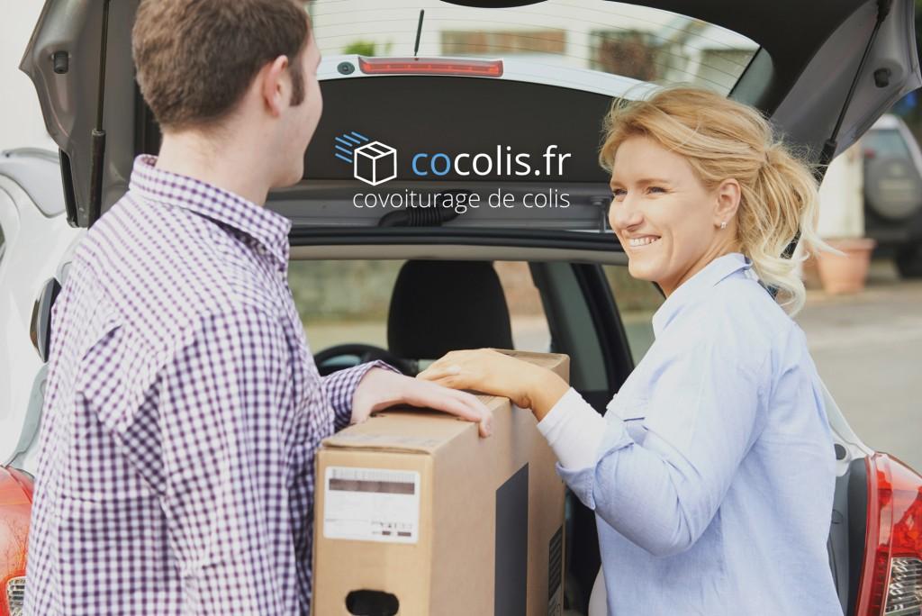 Cocolis, le covoiturage du colis