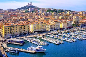 Marseille capitale européenne de la culture en 2013