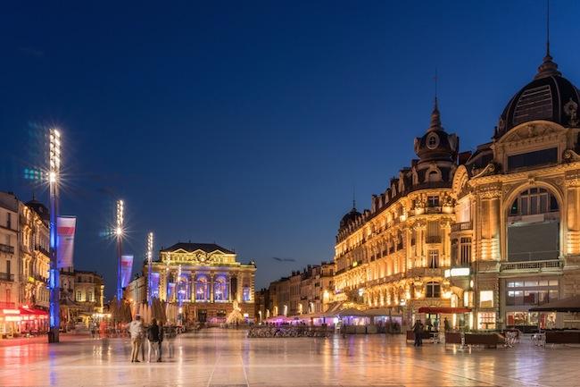 depuis toute la France, louez un véhicule à destination de Montpellier